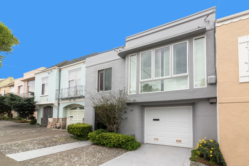 Sold at $1,288,000<strong>1811 27th Avenue, San Francisco</strong>