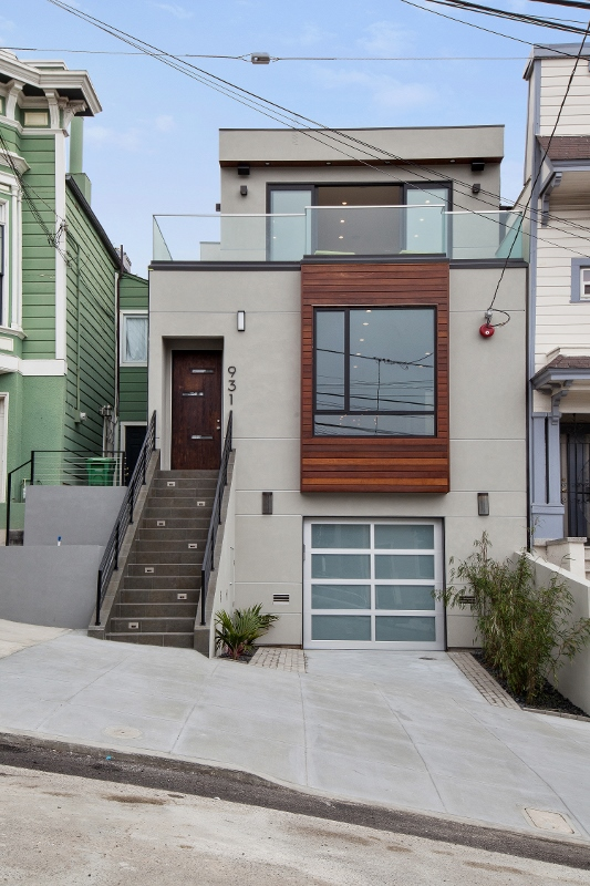Sold at $4,050,000<strong>931 Sanchez Street, San Francisco</strong>