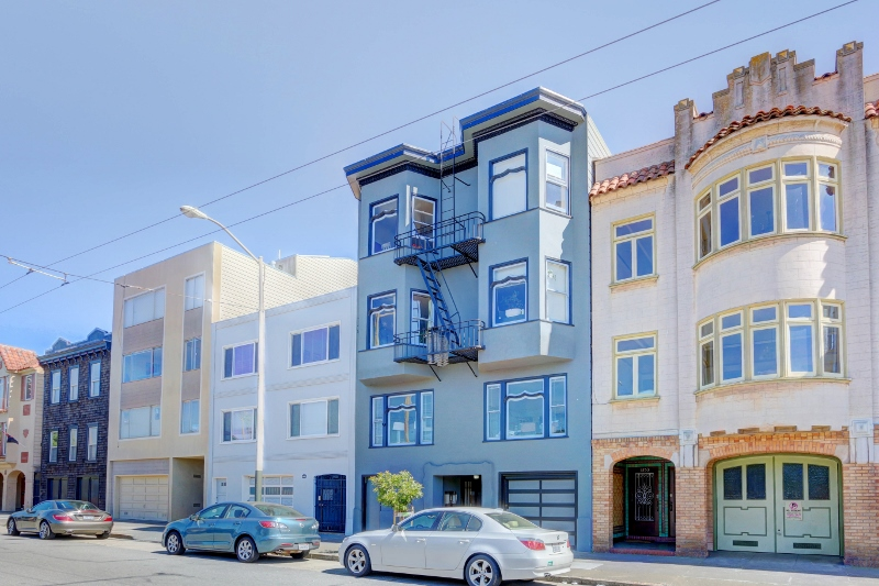 Sold at $499,000<strong>1849 Chestnut Street #5, San Francisco</strong>