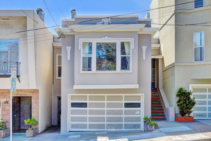 Sold at $1,550,000<strong>31 Emerson Street, San Francisco</strong>