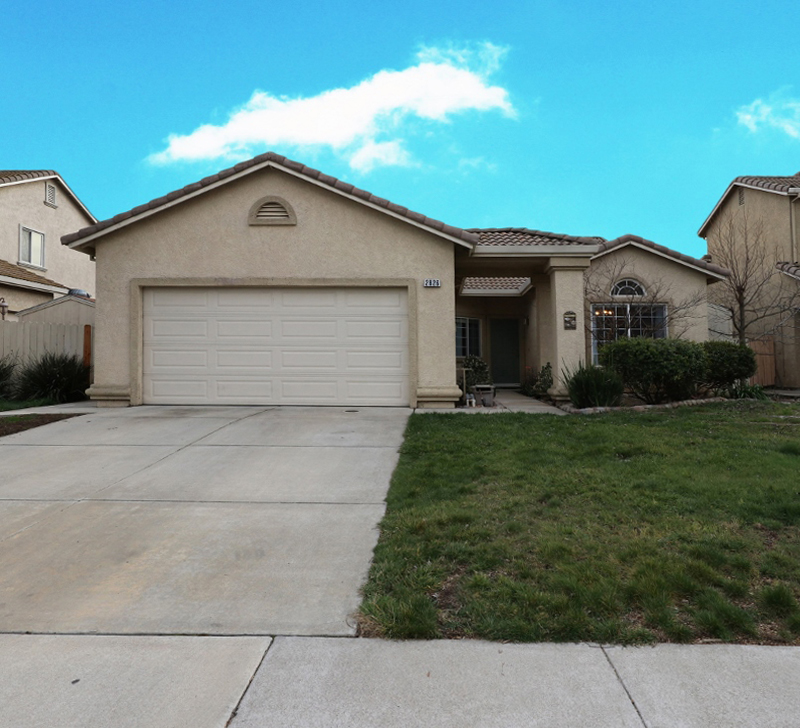 Sold at $350,000<strong>2826 Etcheverry Drive, Stockton</strong>