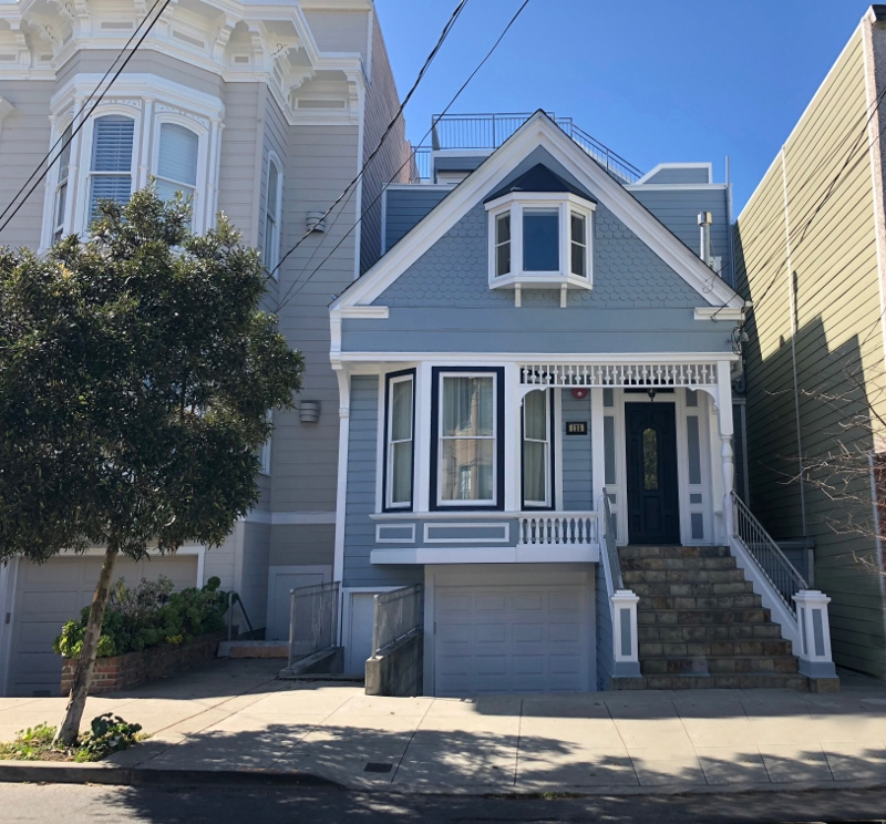 Sold at $1,525,000<strong>135A Cook Street, San Francisco</strong>