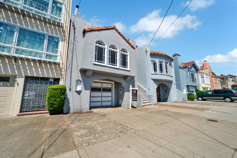 667 32nd Avenue, San Francisco