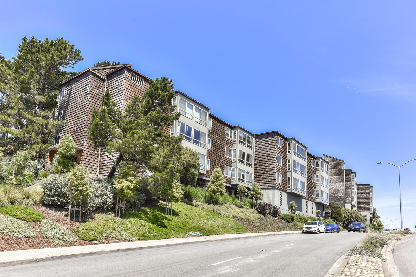 5160 Diamond Heights Blvd. #204C, S.F.