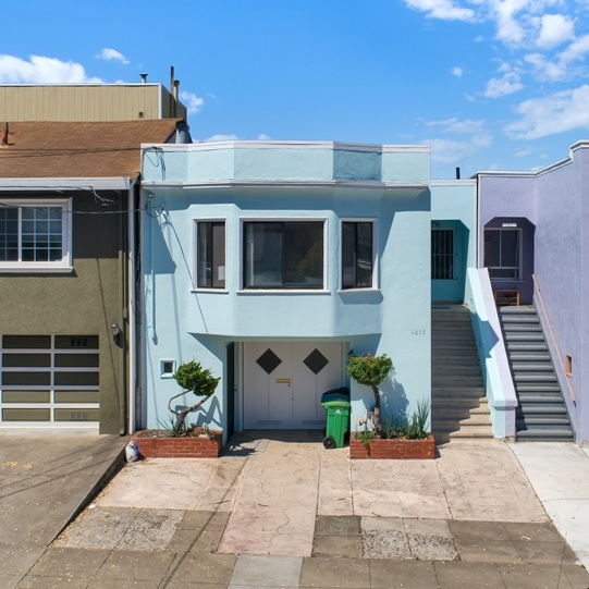 1815 18th Avenue, San Francisco