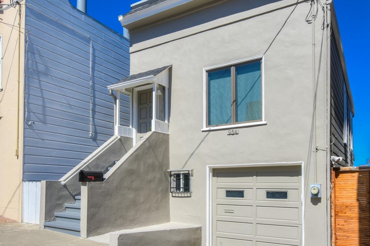 954 Huron Avenue, San Francisco