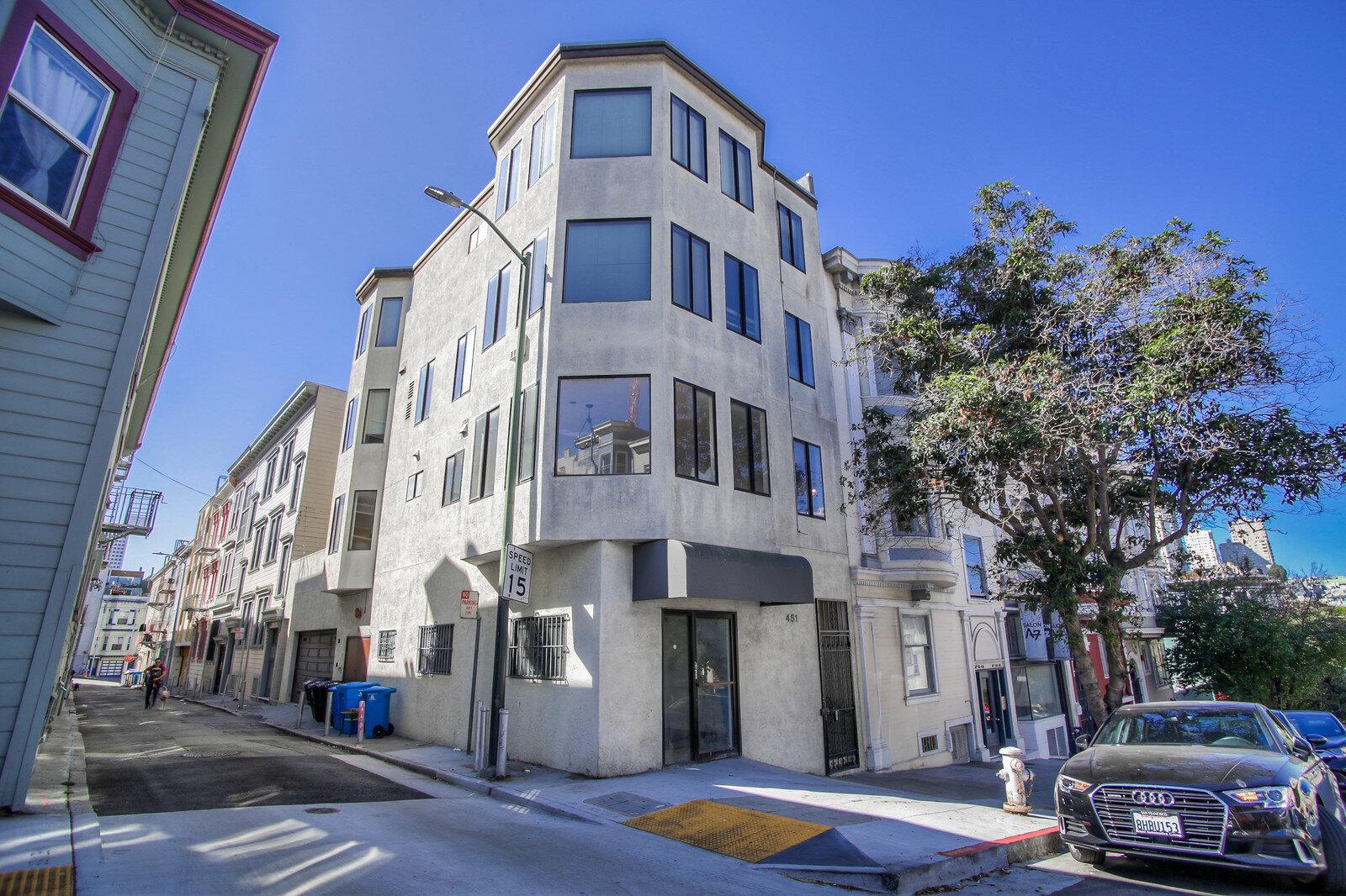 451 Union Street #200, San Francisco