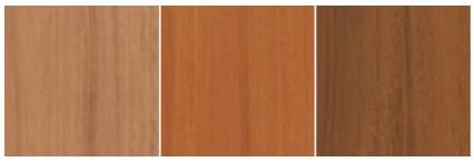 Предпочитаете естественные цвета? Три новых цвета «под дерево»: Монтана, Индийская и Канадская