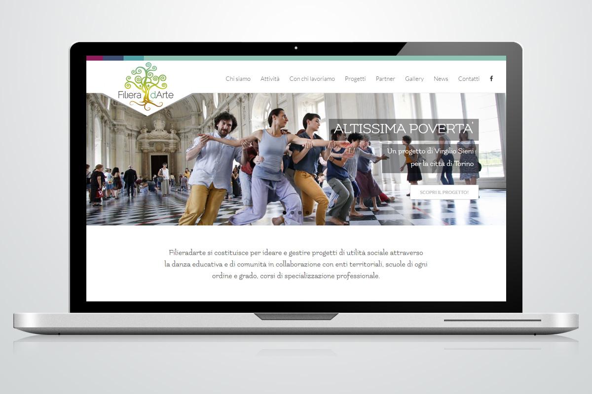 Website - Filieradarte