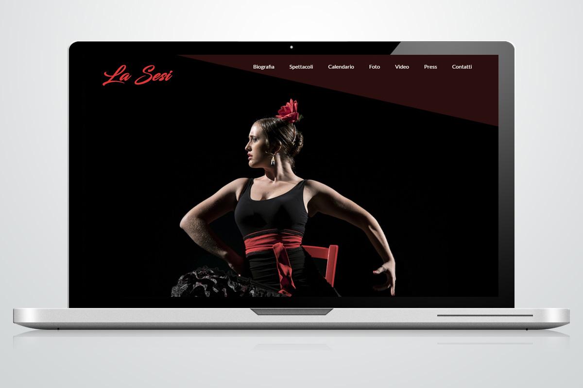 Website - La Sesi Flamenco