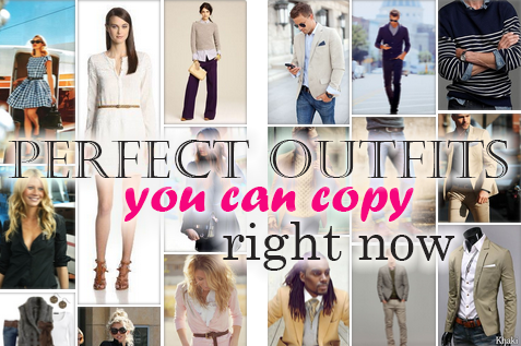 Create outfits you love by using pieces you already own and copy professional personal stylists' approved outfits
