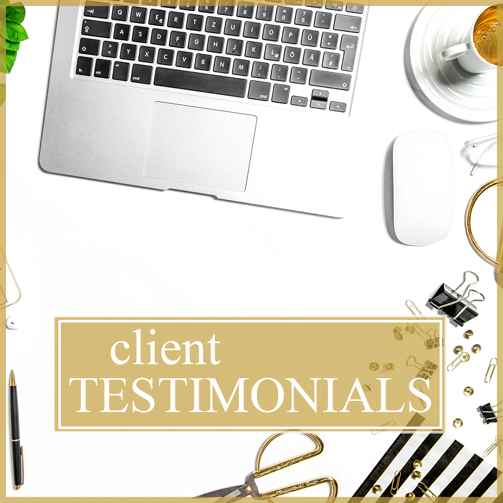 Personal stylist reviews and testimonials