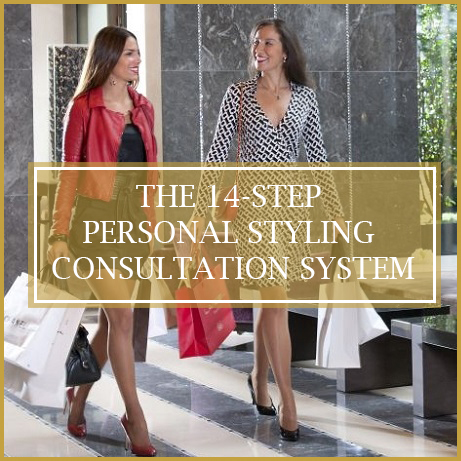 A fully comprehensive course that teaches you everything you need to know about a complete personal styling consultation system