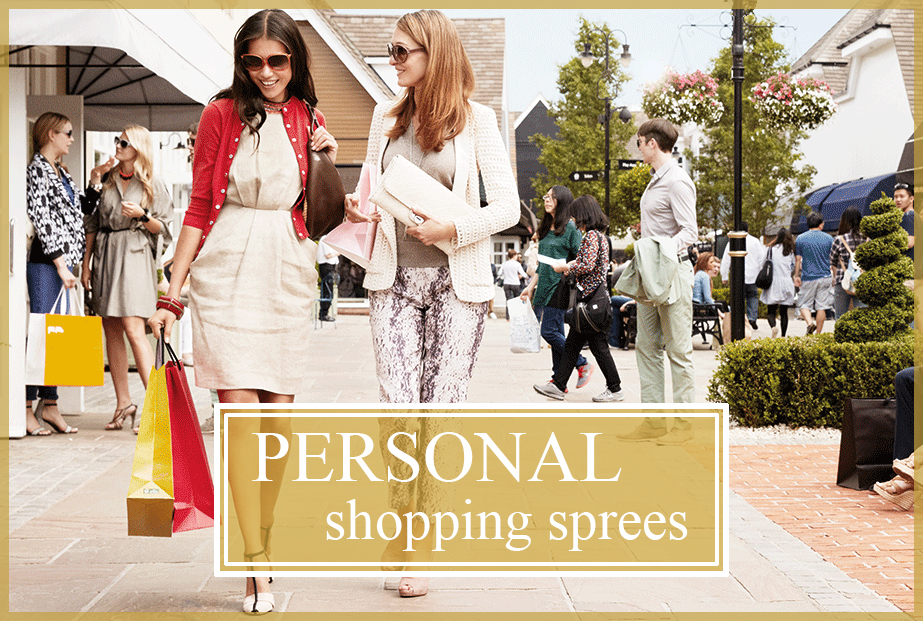 Let your personal stylist take the shopping stress off you. We'll show you how to look your personal and professional best.