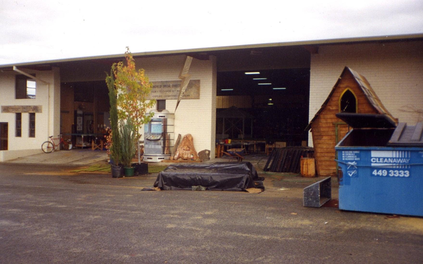 My old workshop studio in Perth, Western Australia.jpg