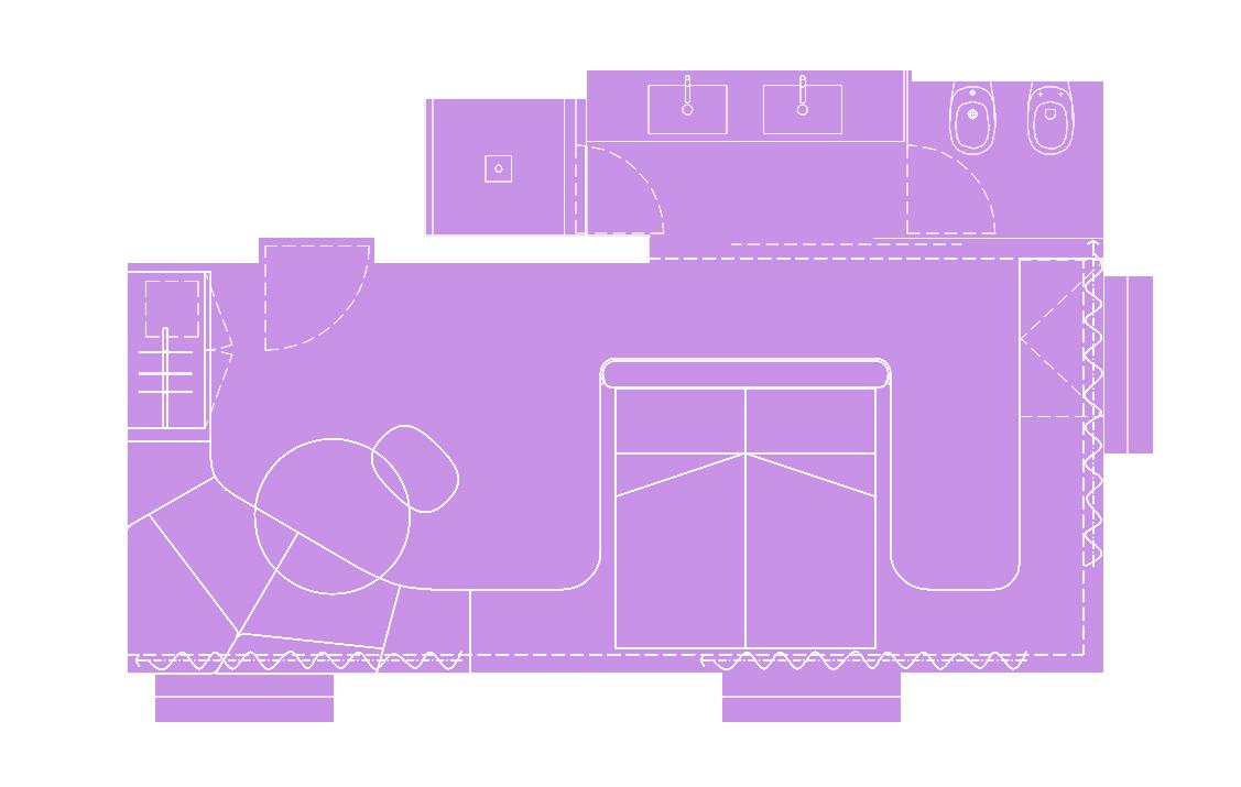 Offset Guest Room-plan
