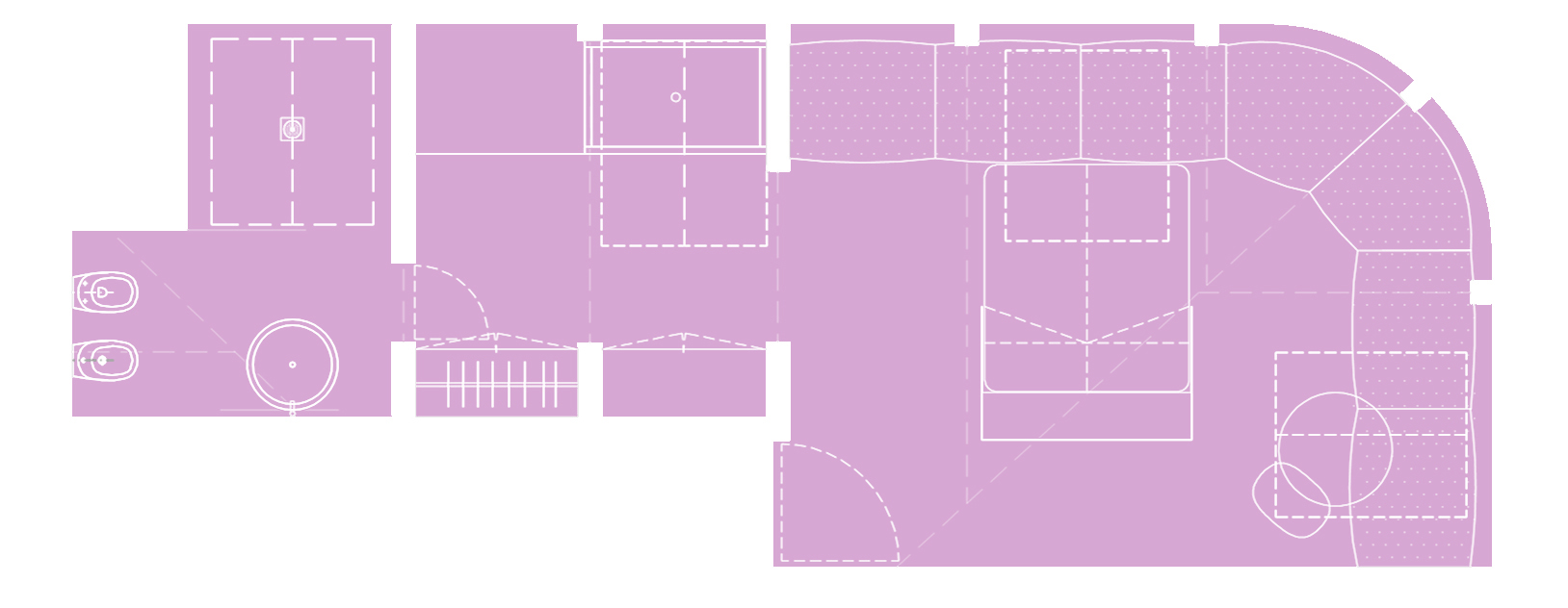 Attic Guest Room-plan