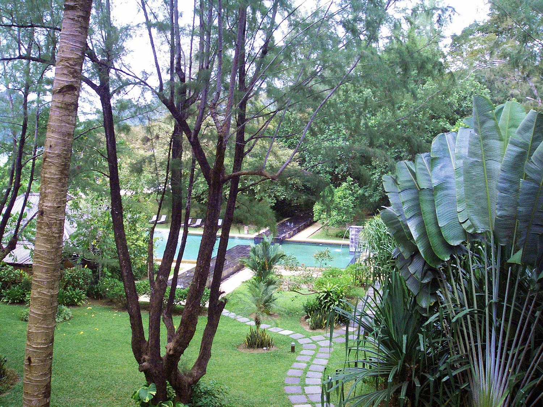 Hotel Sunset pool