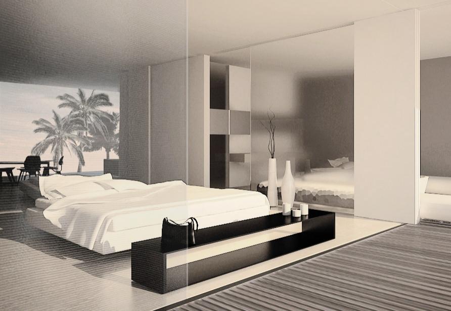 View of interior arrangements
