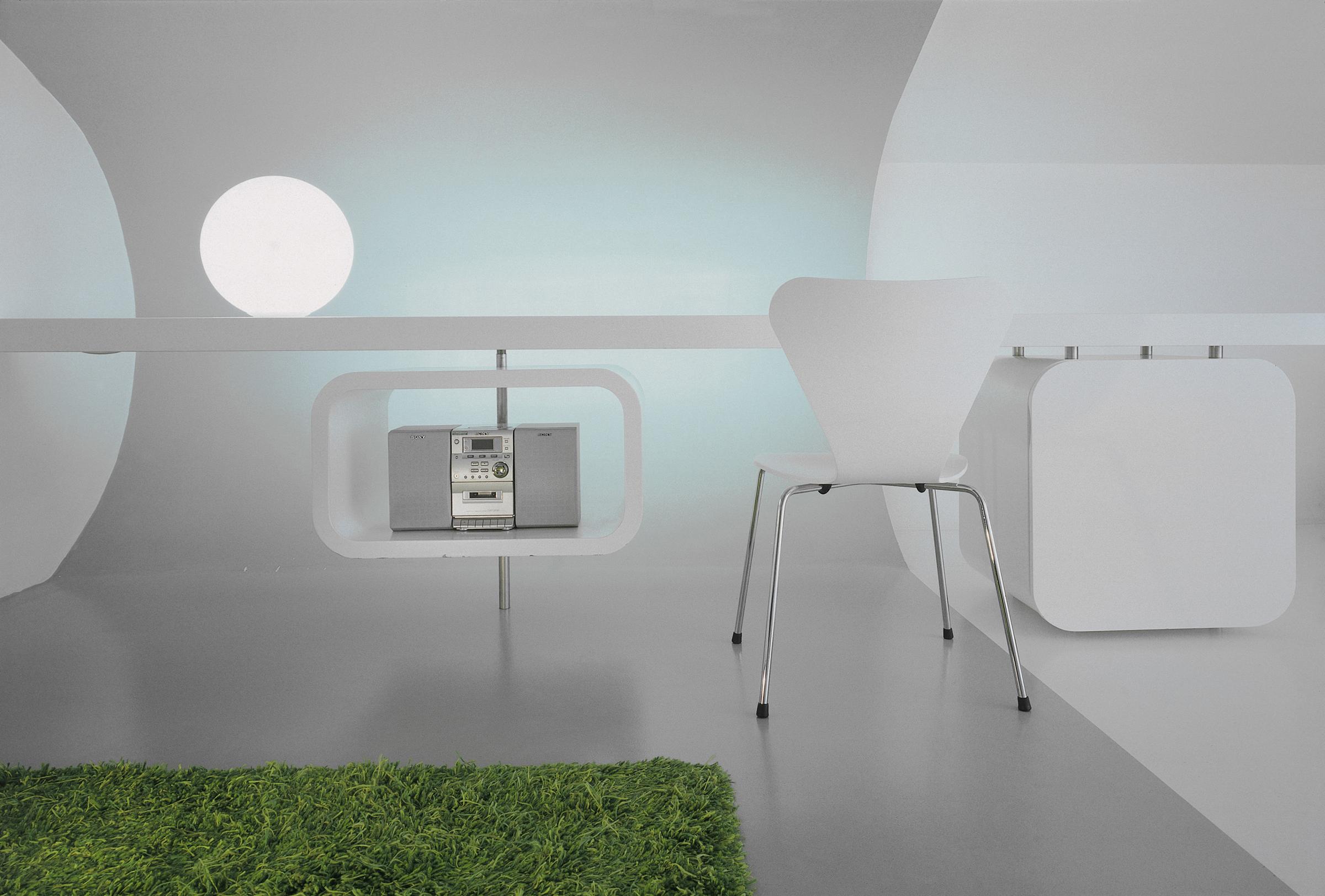 penthouse suite- work area