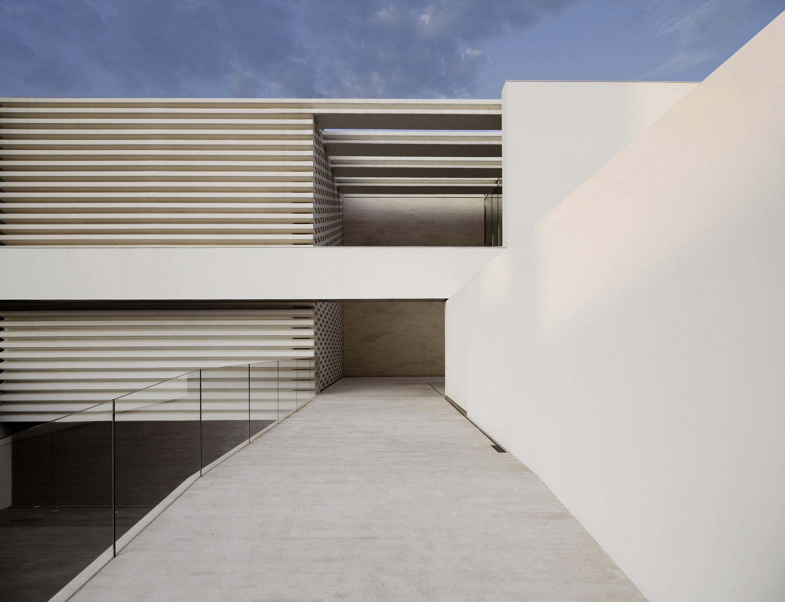Sala Consilina Entrance - street facade -