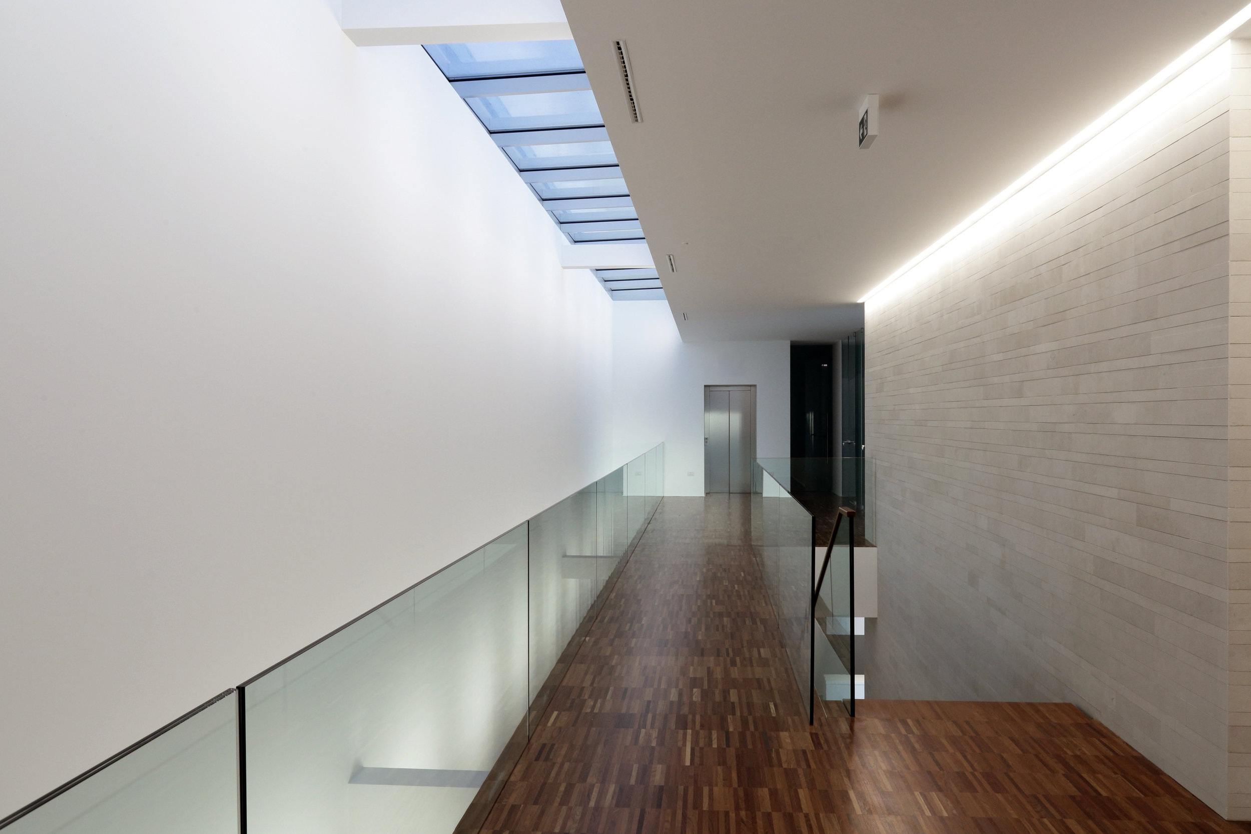 First Floor - interior -