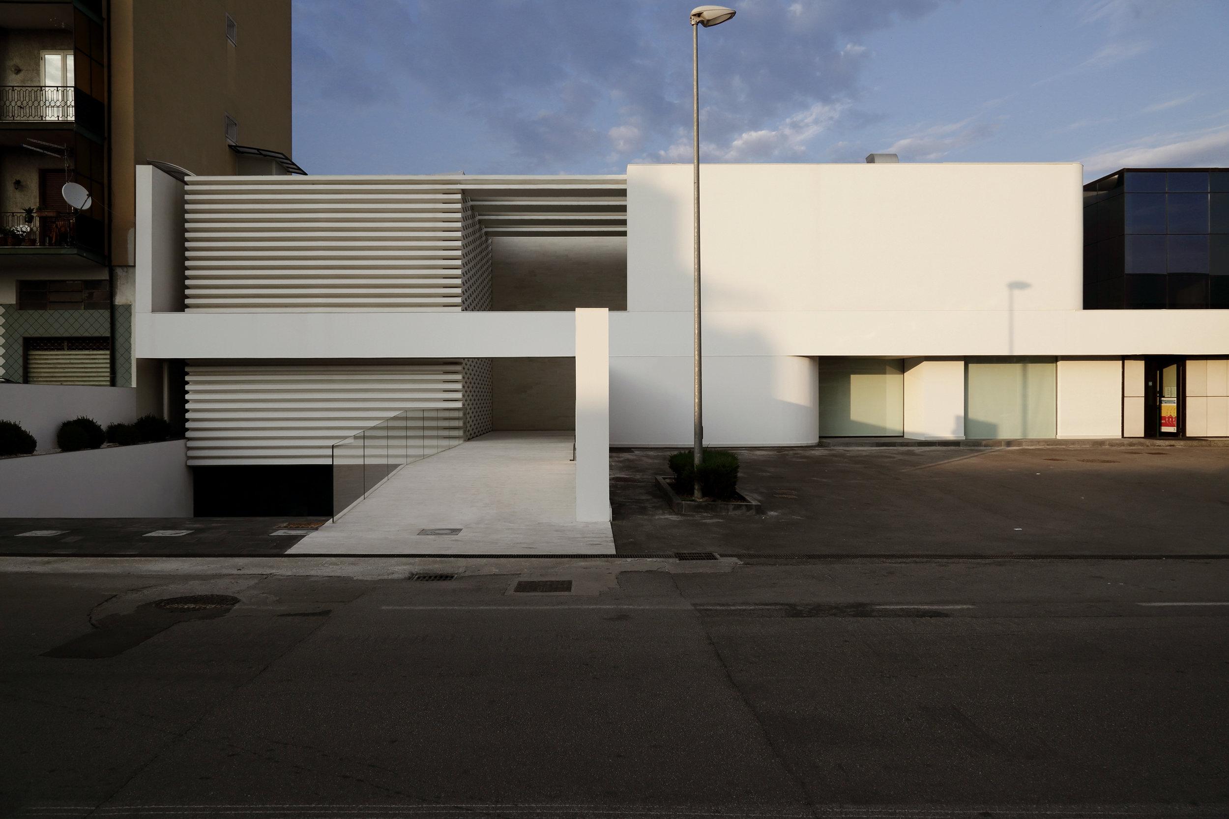 Sala Consilina - street view -