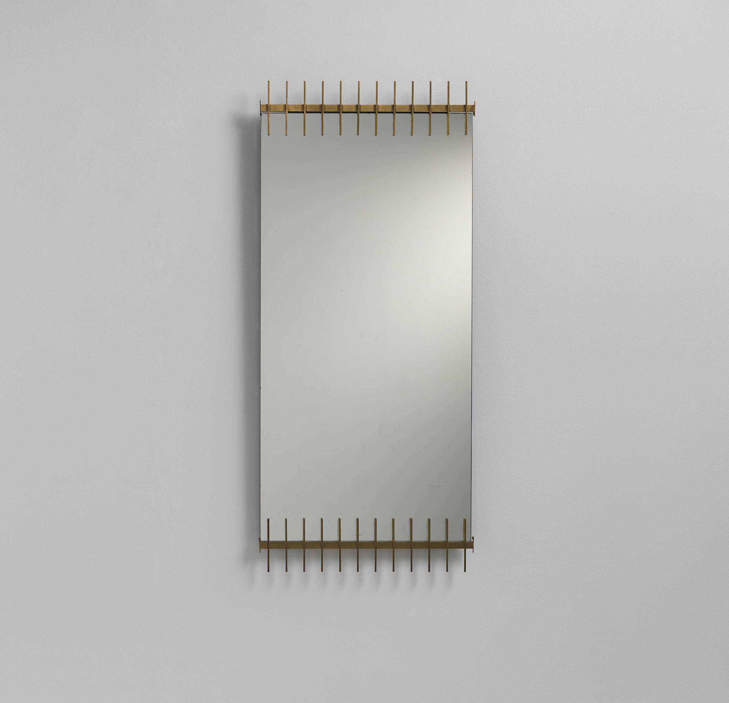 Ettore Sottsass Mirror, c.1949 Phillip London