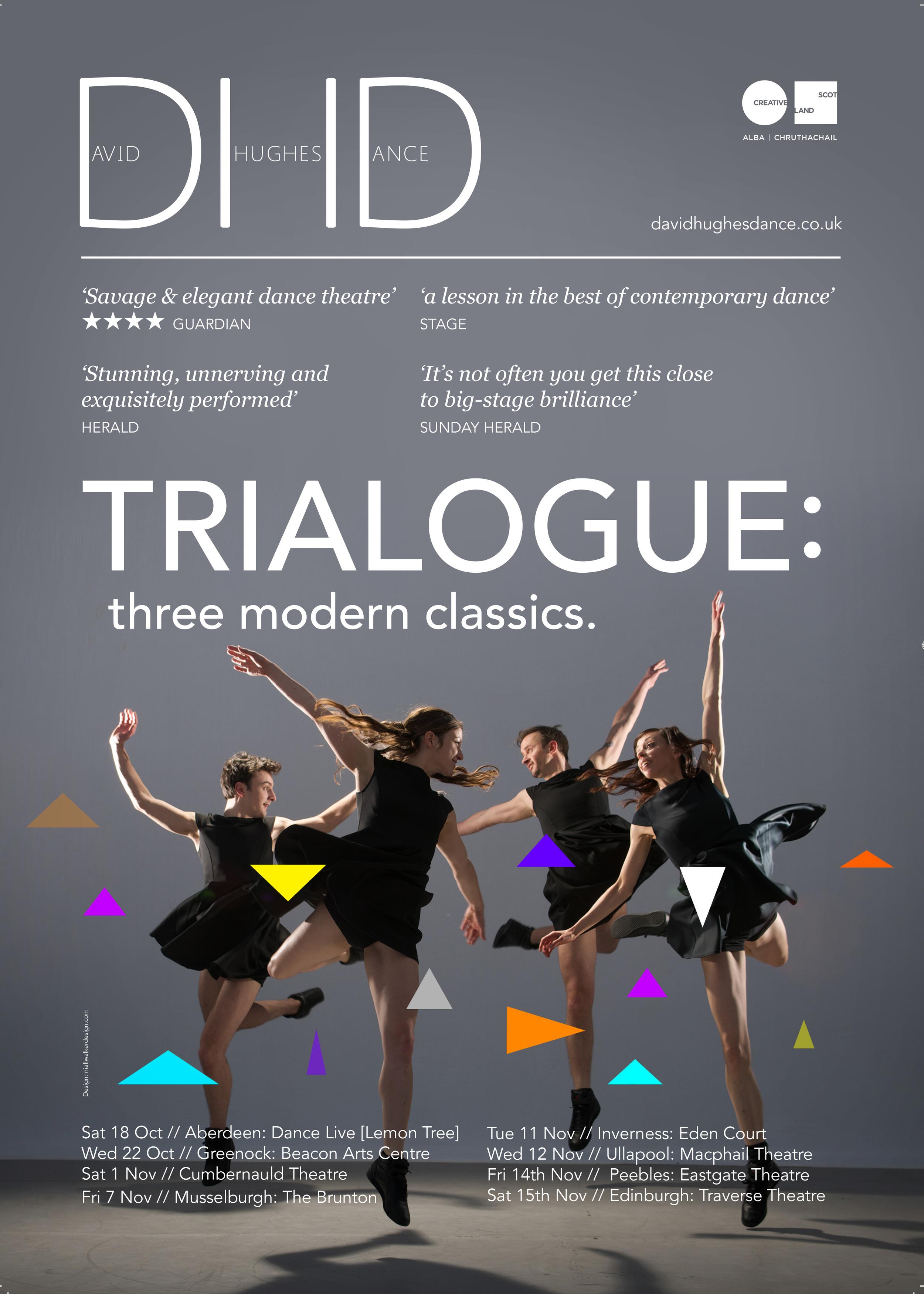 Trialogue by David Hughes Dance