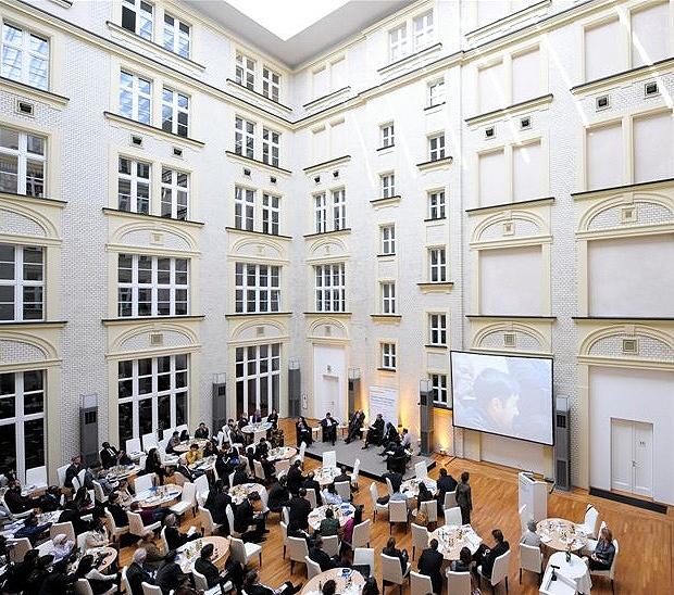 Einzigartiges Ambiente gepaart mit Geschichte und moderner Architektur - Diese Veranstaltung wird sicher jedem Gast in Erinnerung bleiben.