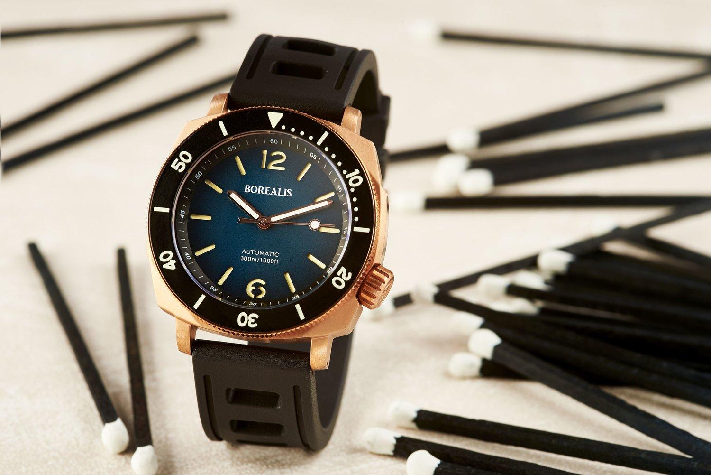 Gryaznov design - we design watches