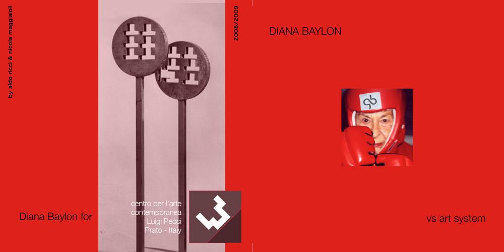 Diana Baylon vs art system. 2008/2009. Video per Centro per l'arte contemporanea Luigi Pecci, Prato