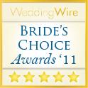 WeddingWire Bride's Choice Awards 2011 - Pink Palette Artists, Houston, TX