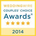 WeddingWire Couples Choice Awards 2014