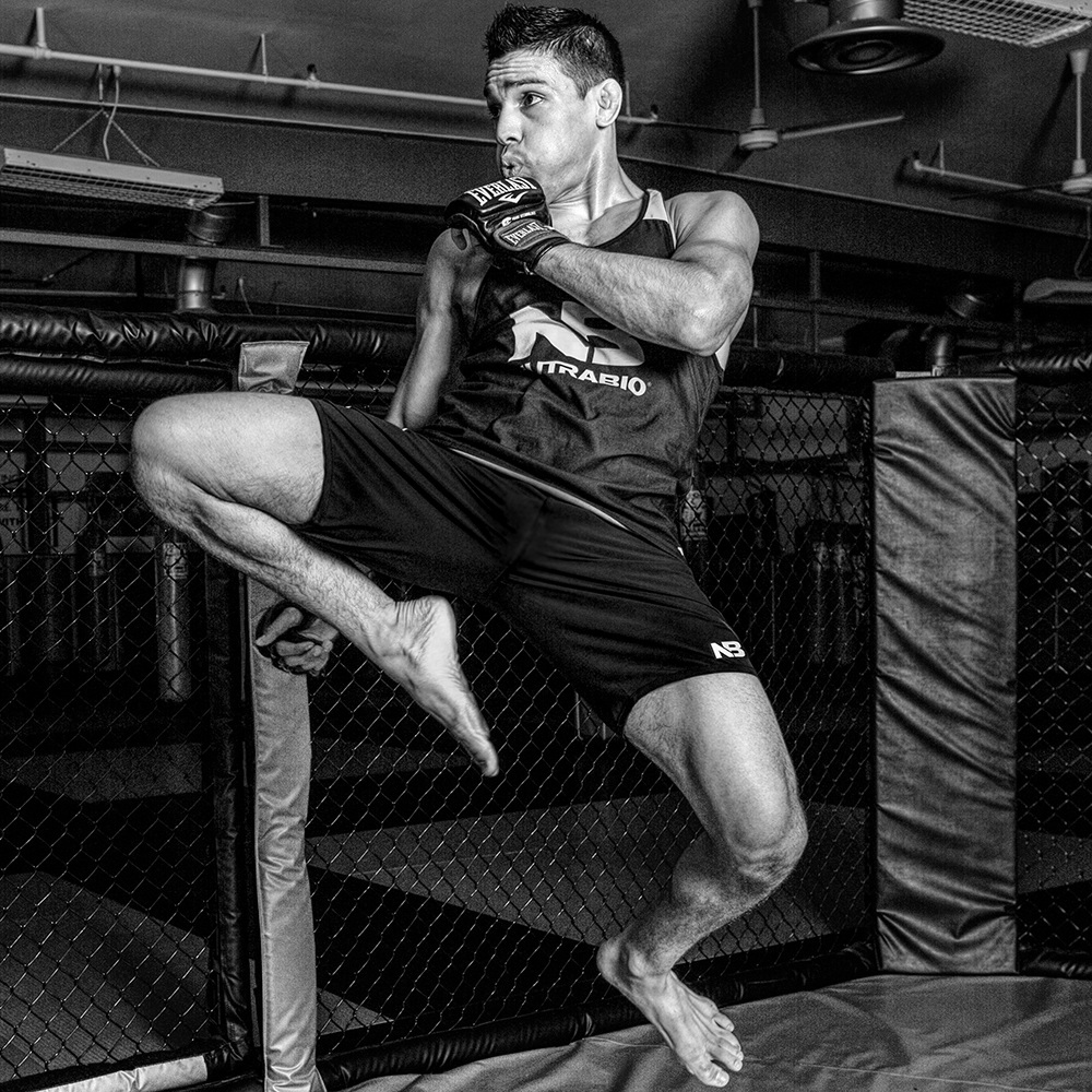 MMA Fighter Management - Sponsorship Program