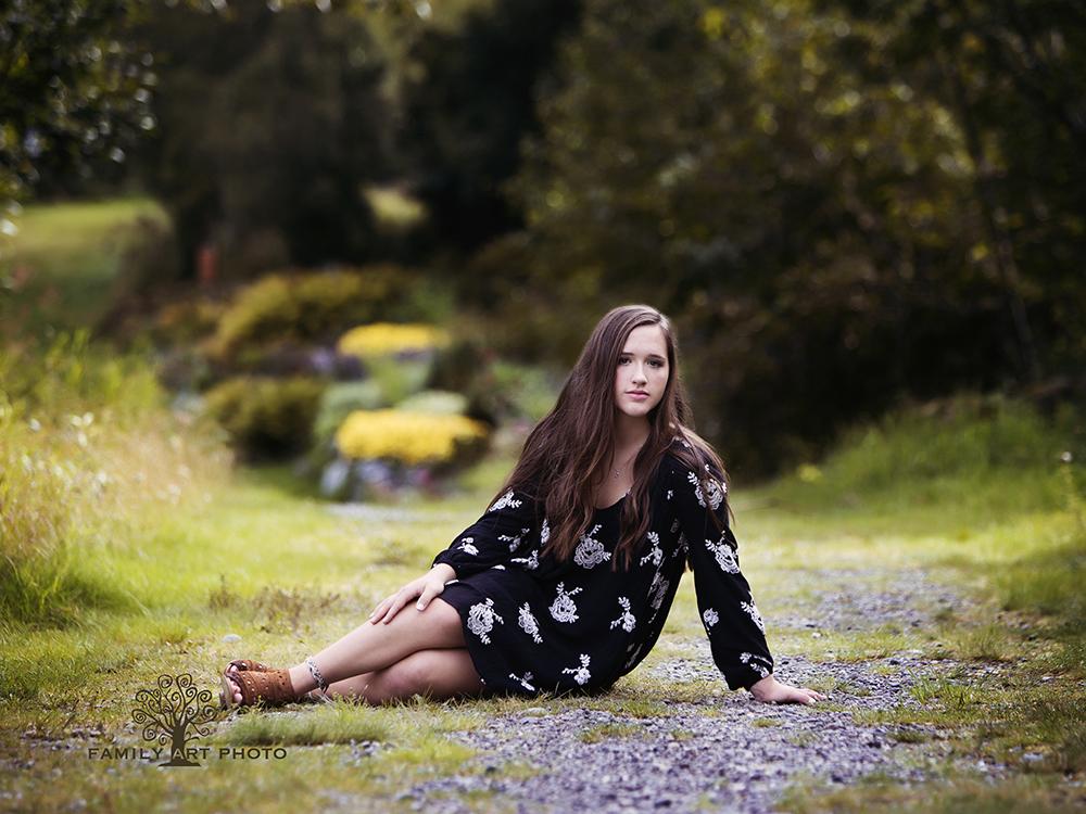 Anchorage High School Senior Photography