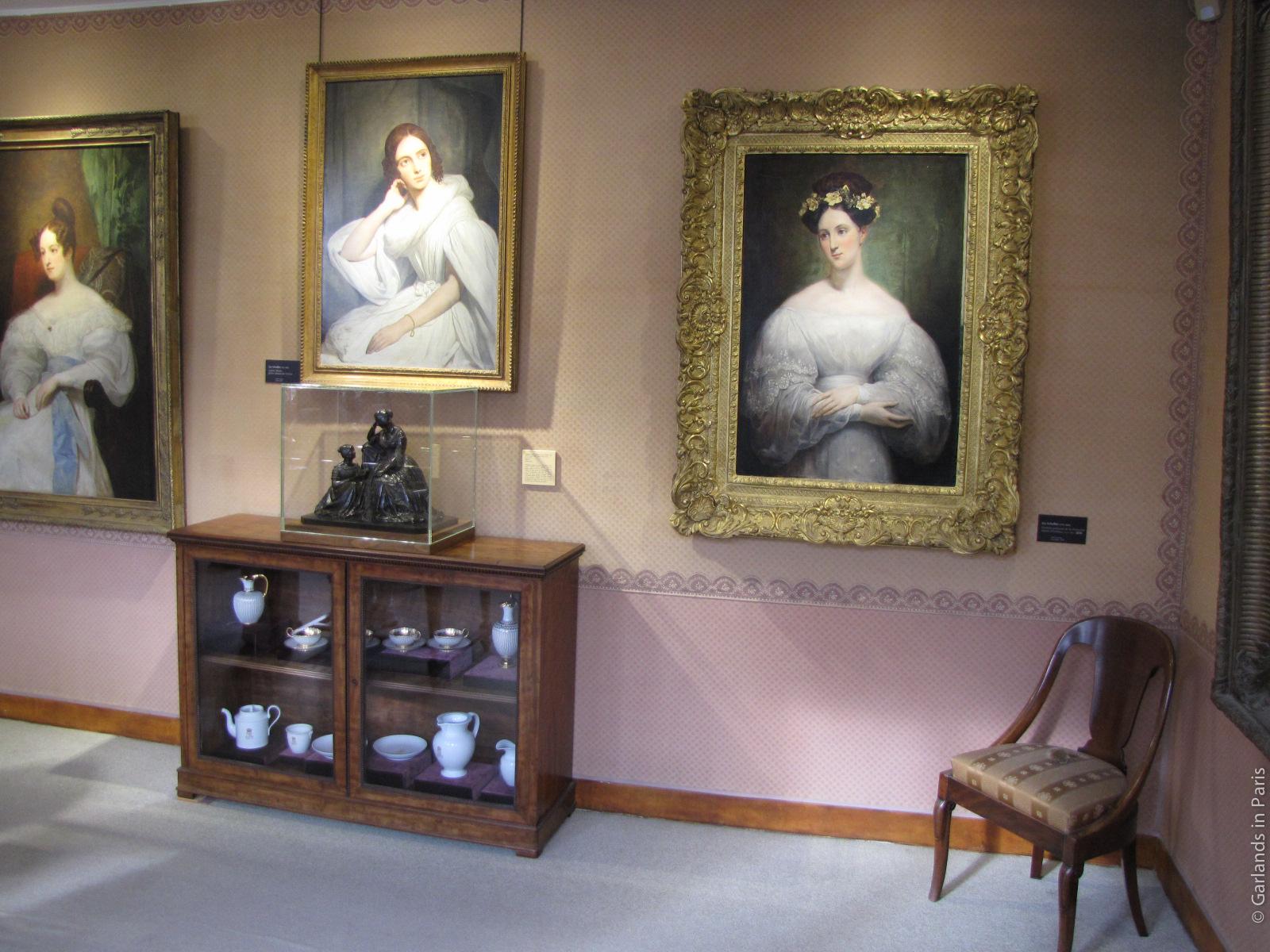 Musée de la vie Romantique Paris Paintings