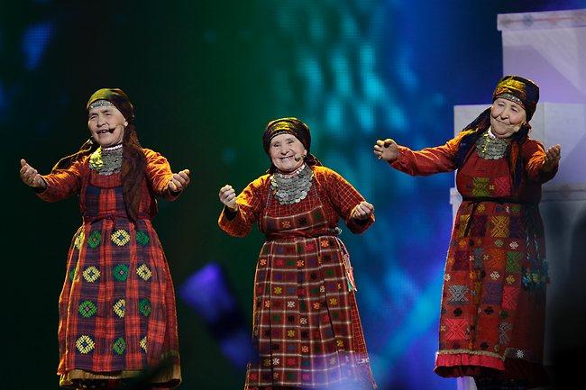 Eurovision Grannies