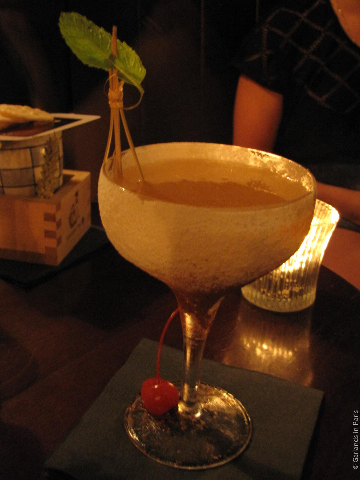 Night Jar London Cocktail