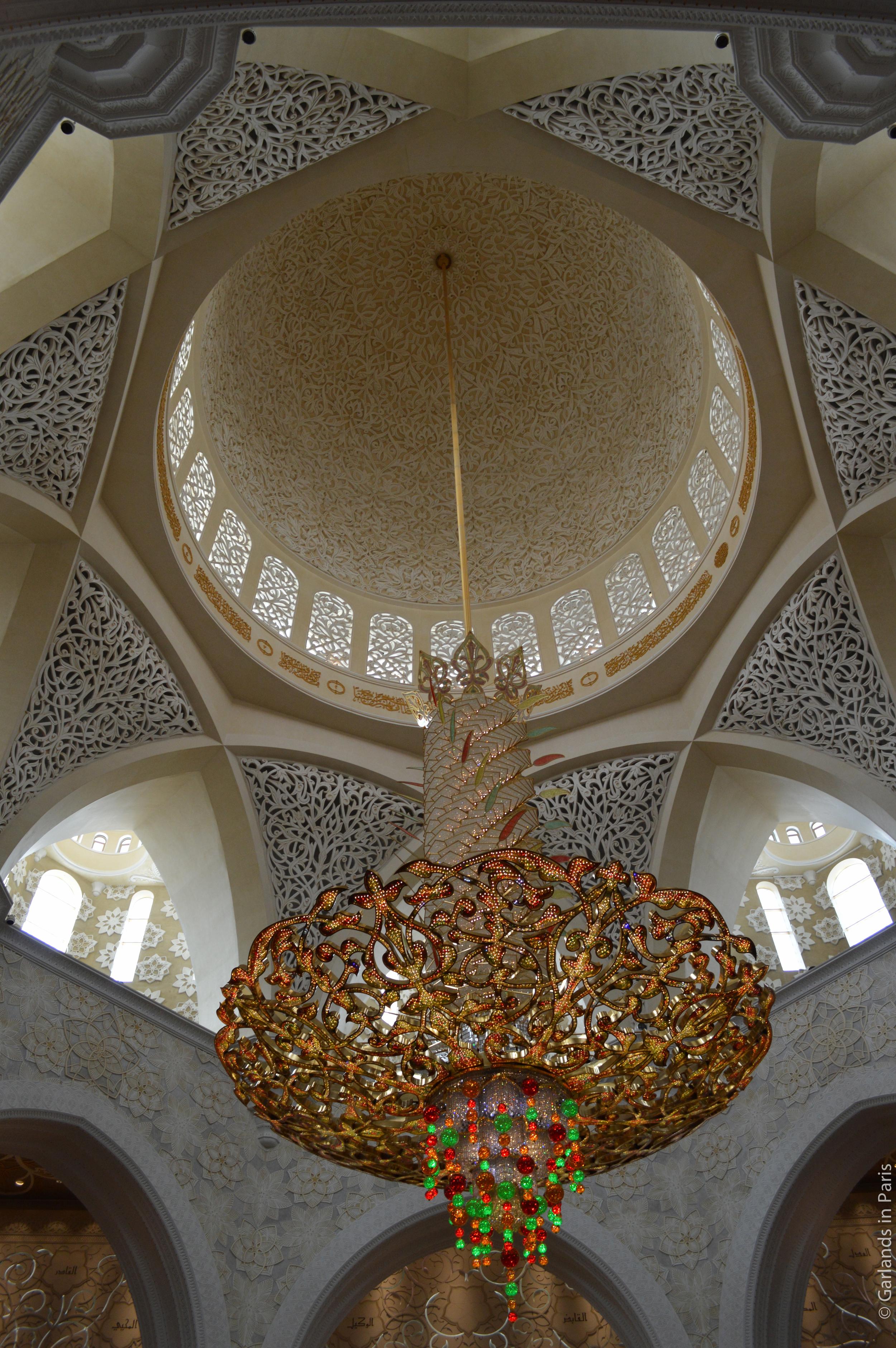 Sheikh ZayedGrand Mosque Chandelier
