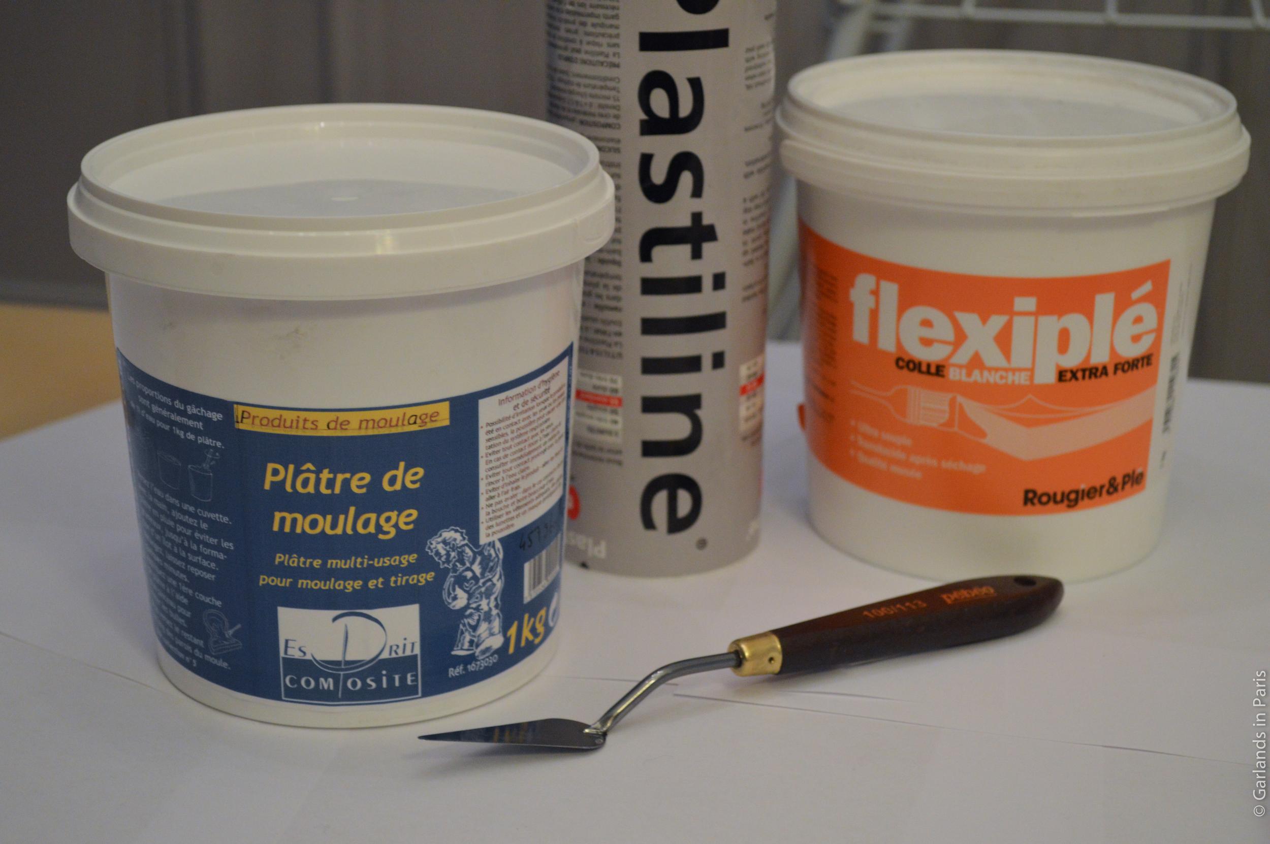 Papier Mache Materials