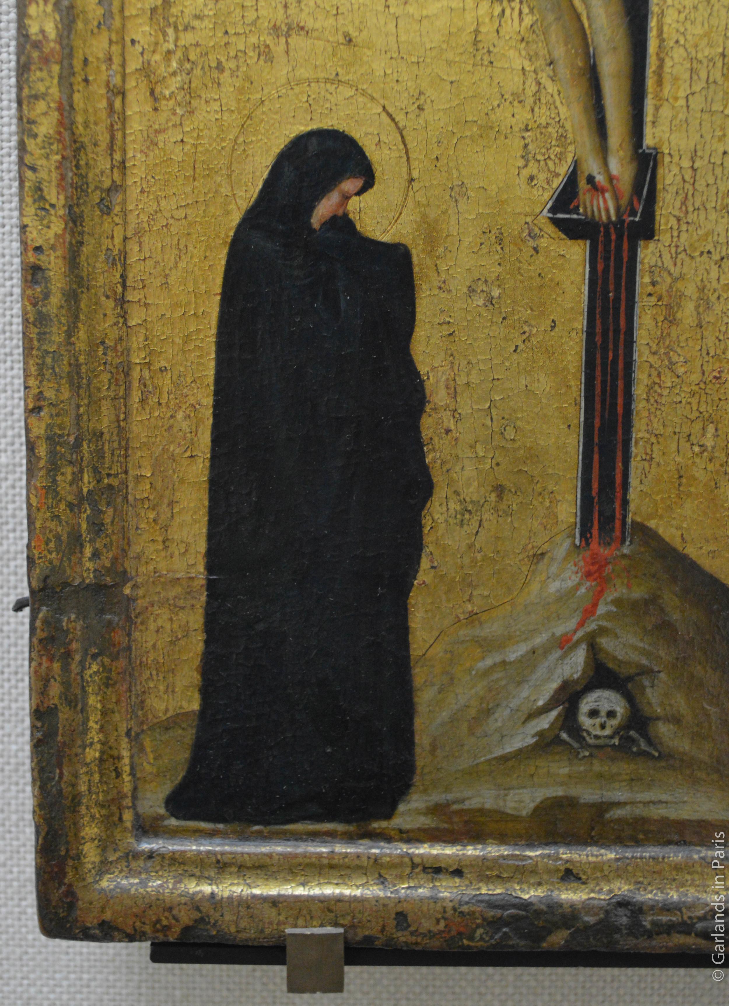 Mary, Crucifixion, Musée du Louvre, Paris