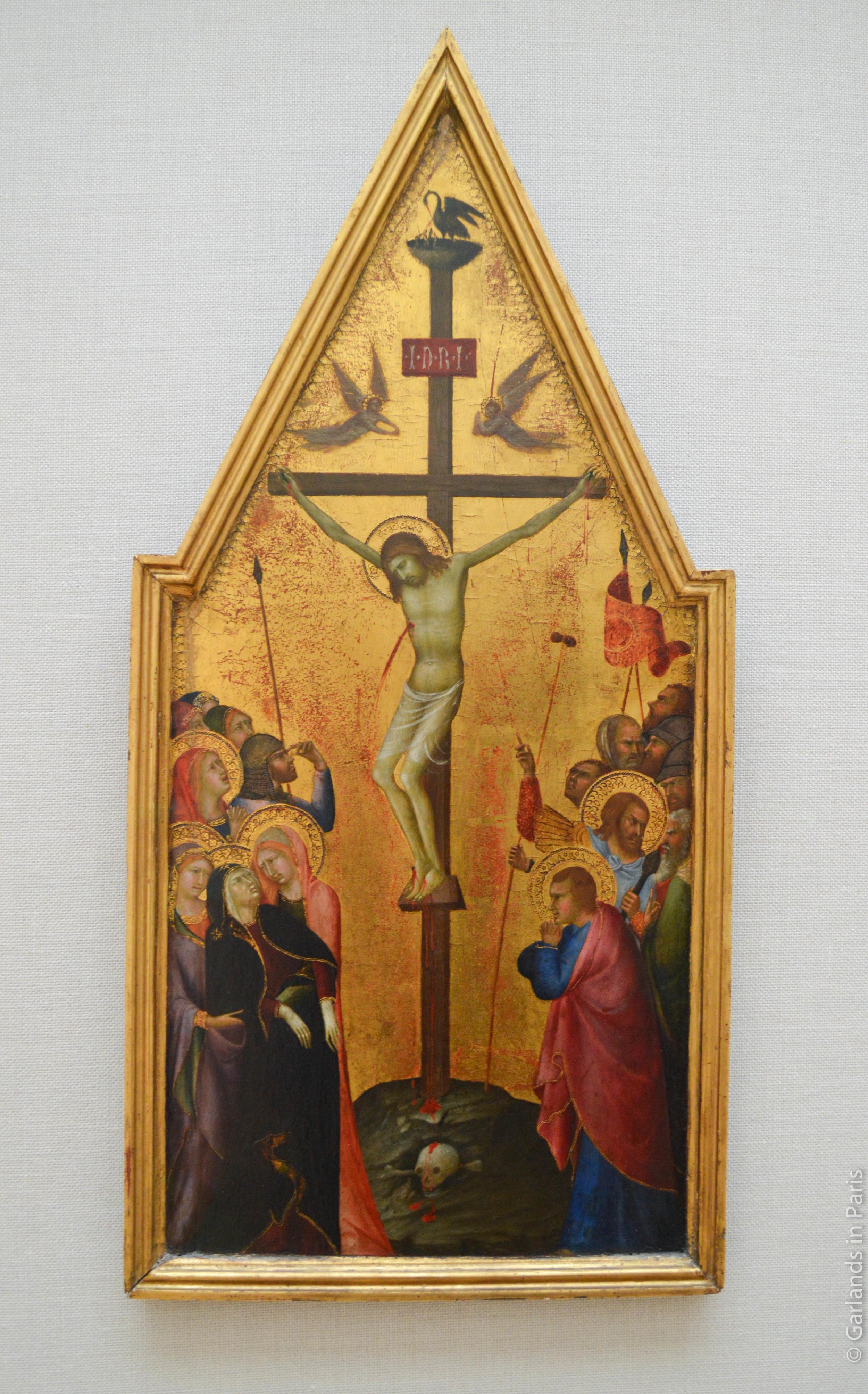 Crucifixion, Musée du Louvre, Paris