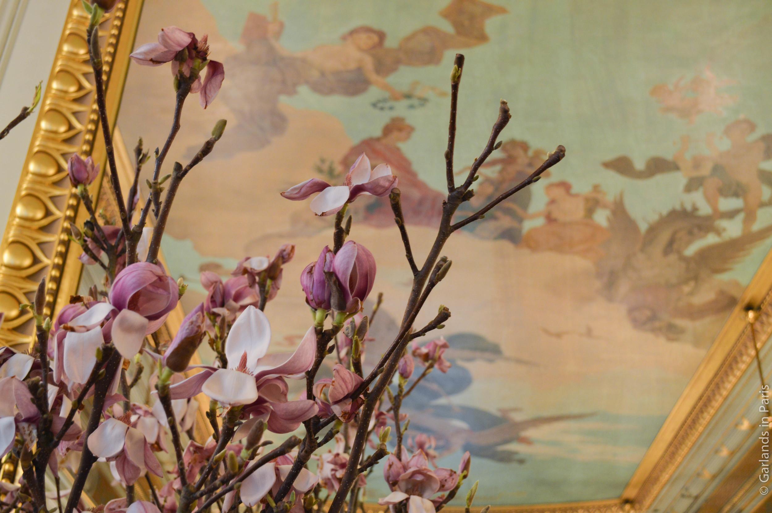 Salon d'art floral, Paris
