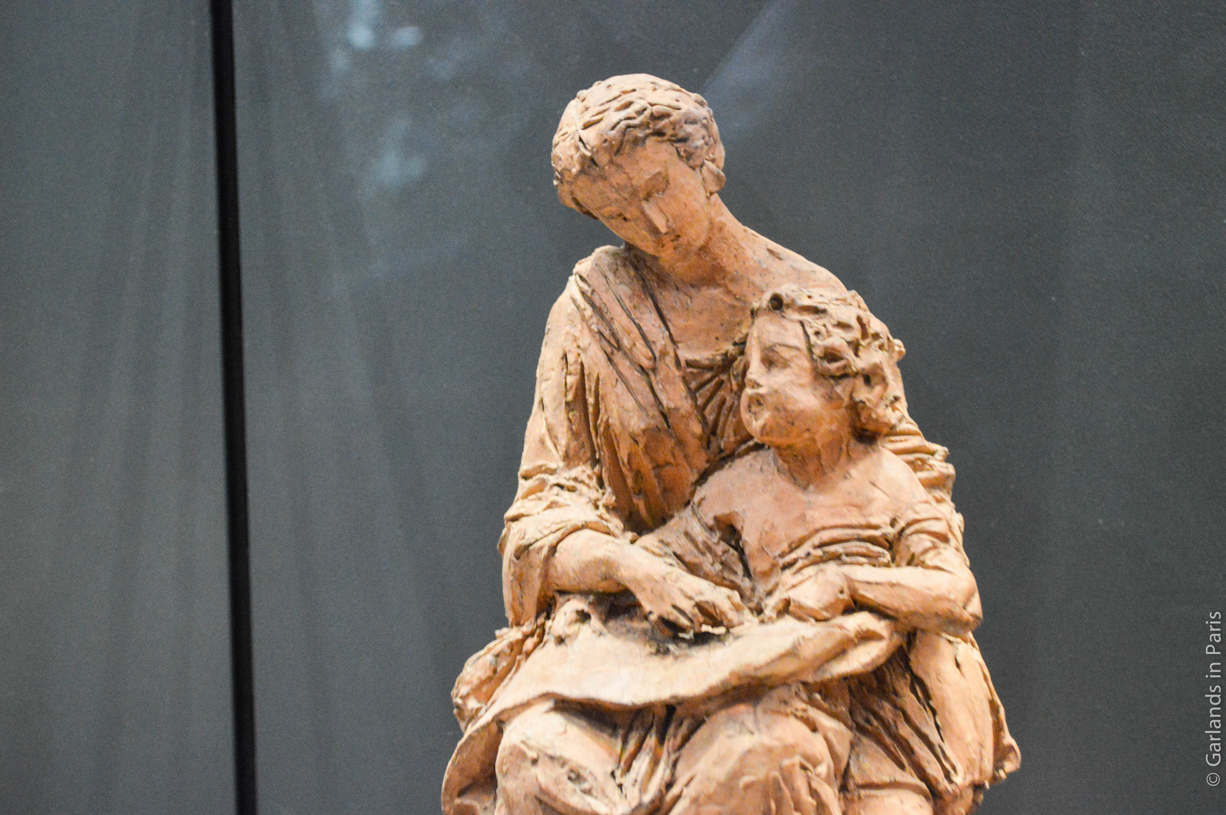 Mother and child, Musée d'Orsay