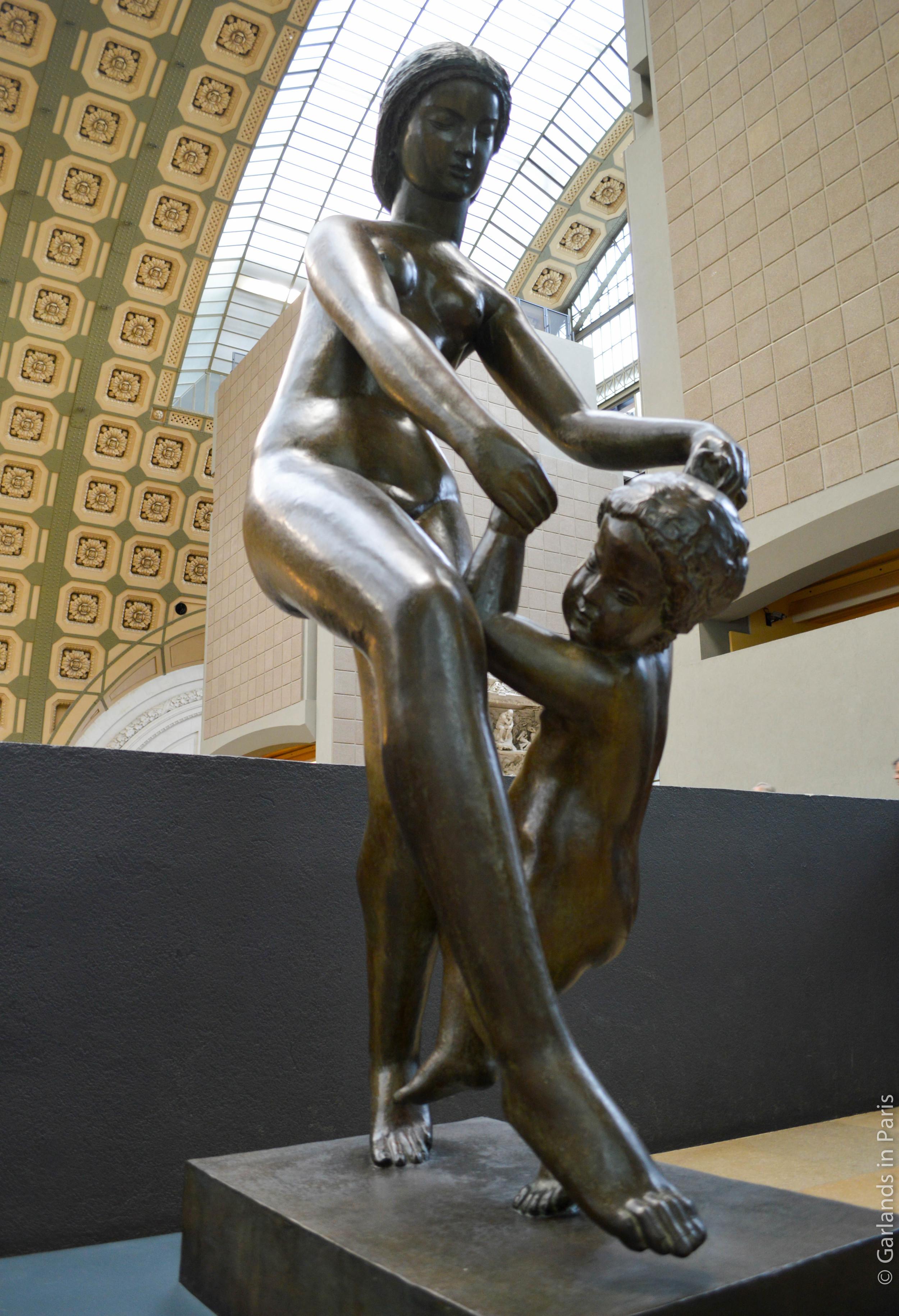 Mother Dancing, Musée d'Orsay