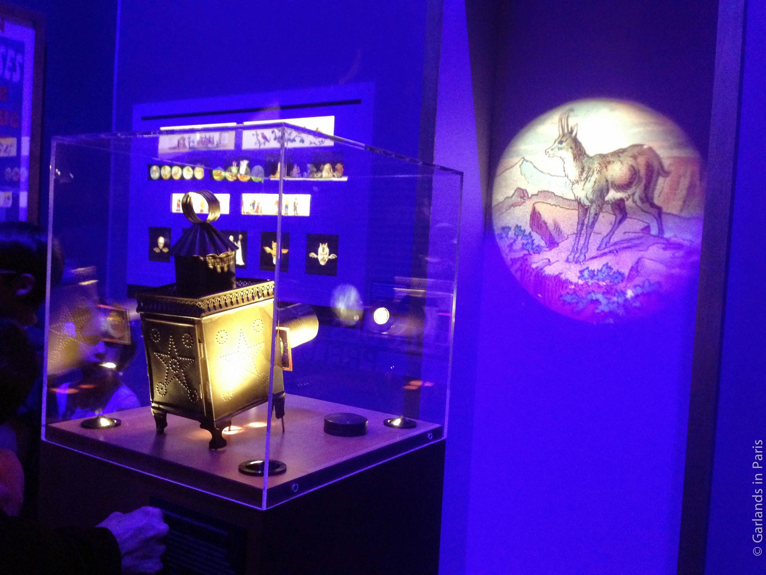 Lanterne magique, Lumière ! Le cinéma inventé, exhibition, Grand Palais