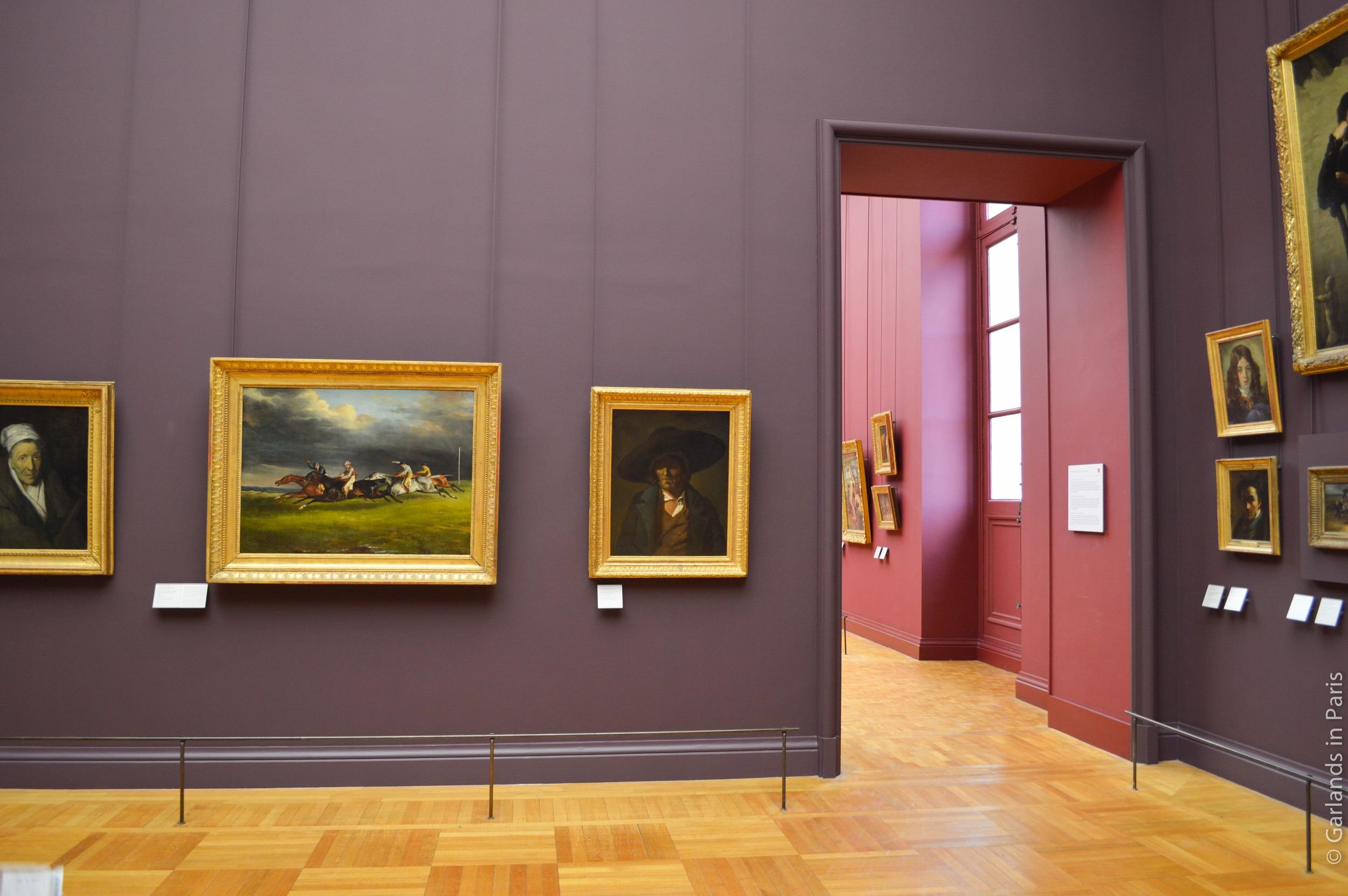 Louvre, Paris, French Paintings