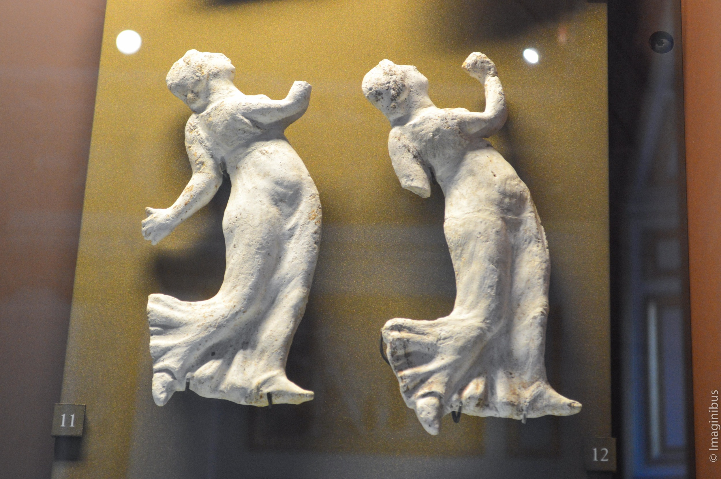 Niobides, Musée du Louvre, Paris