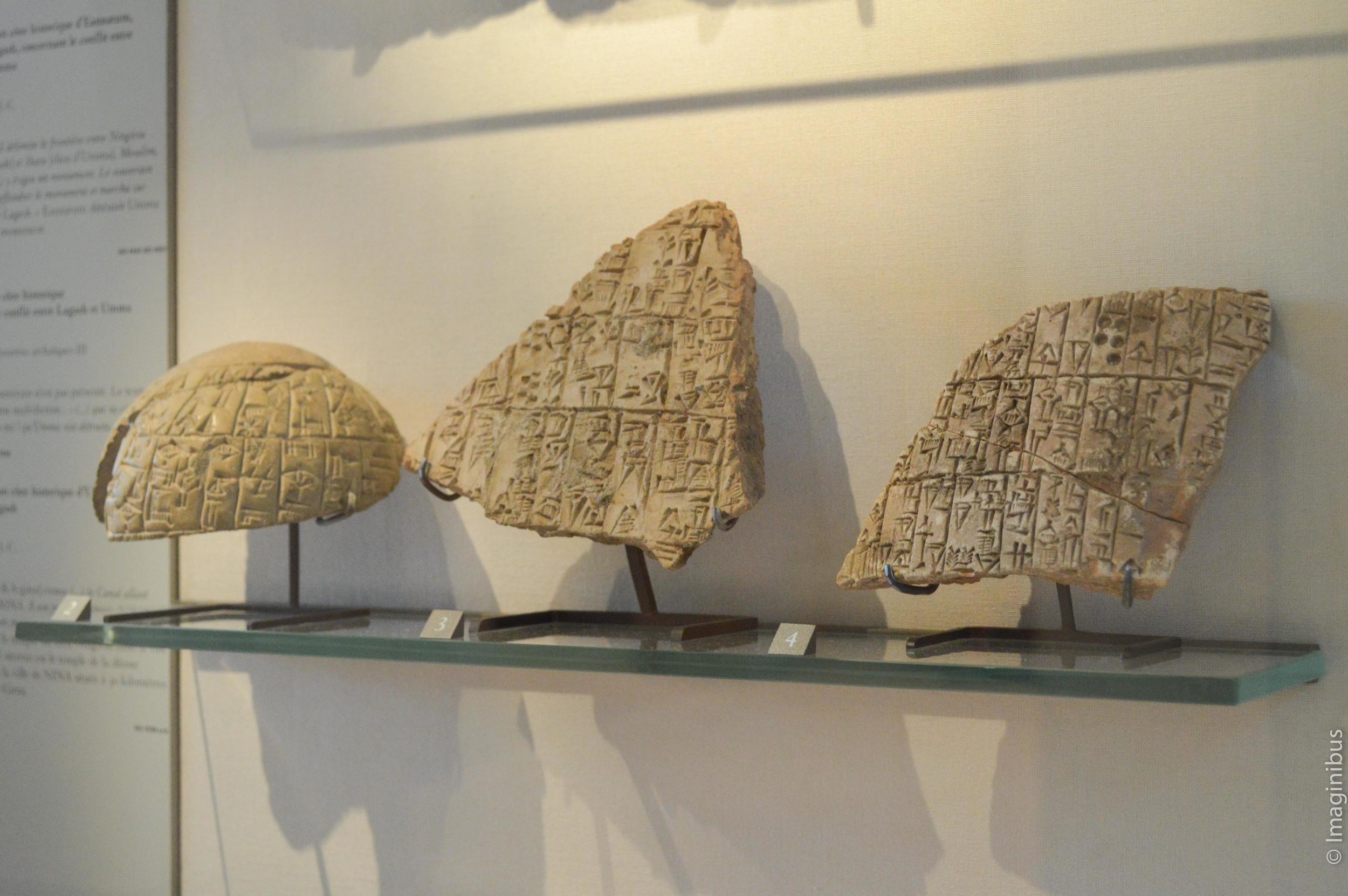 Writing, Mesopotamia, Musée du Louvre, Paris